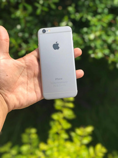 iPhone 6 Space Gray De 16gb En Pack De 1