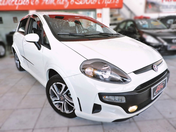 Fiat Punto Blackmotion Baixa Km