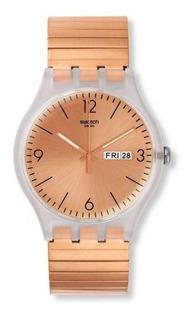 En Relojes Swatch Reloj Con Malla Extensible Suob707 OZuwkliXPT