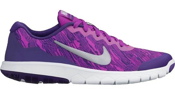 Tenis Nike Flex Experience Roxo/rosa