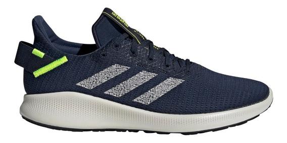 Zapatillas adidas Sensebounce+ Street Running Azu De Hombre