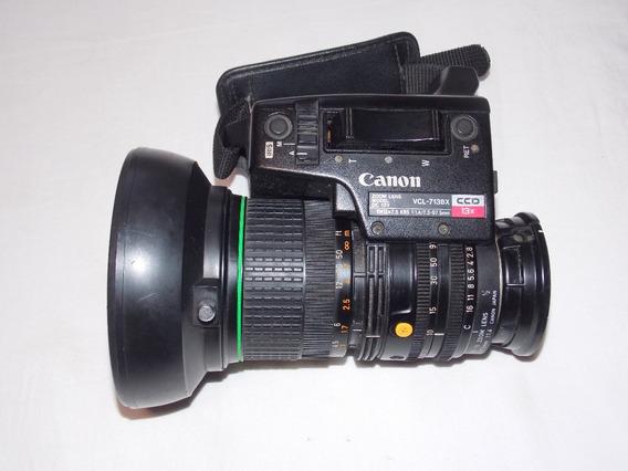 Bloco Óptico Objetiva Da Camera Canon Vcl713bx