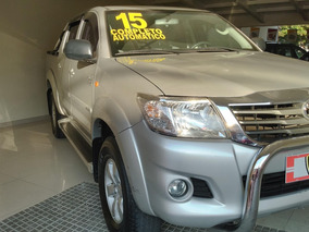 Toyota Hilux 2.7 4x2 4p Autom.completo 2015 Apenas 28000 Km