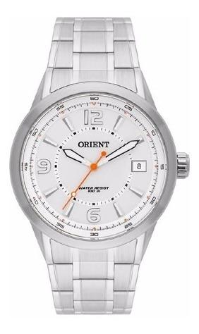 Relógio Orient Masculino Mbss1269 S2sx Analogico