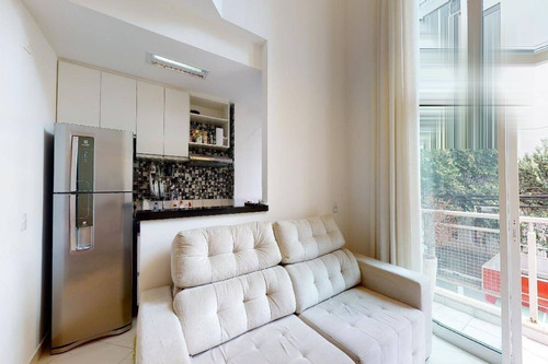 Imagem 1 de 15 de Loft-aluguel-itaim-r. Santa Justina - V-4501