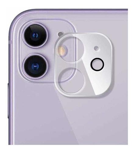 Vidrio Protector De Cámara Para iPhone 11