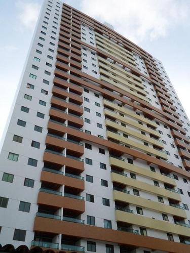 Apartamento Em Manaíra, João Pessoa/pb De 34m² 1 Quartos À Venda Por R$ 250.000,00 - Ap1017741