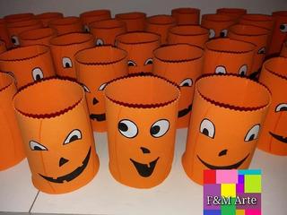 Centros De Mesa Calabaza Halloween Souvenirs