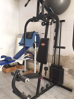 Academia Residencial Fitness