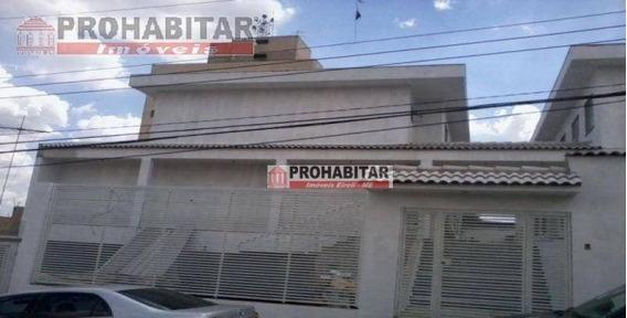 Sobrado Com 3 Dormitórios À Venda, 86 M² Por R$ 400.000,00 - Vila Campo Grande - São Paulo/sp - So1748