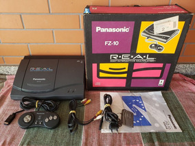 Panasonic 3do Fz-10 Console Japonês Na Caixa A2