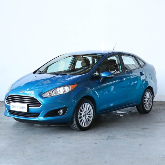 Ford Fiesta Kinetic Design 1.6 Sedán Se Plus - 22980 - C