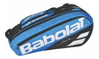 Raquetero Babolat X6 Pure Drive Azul