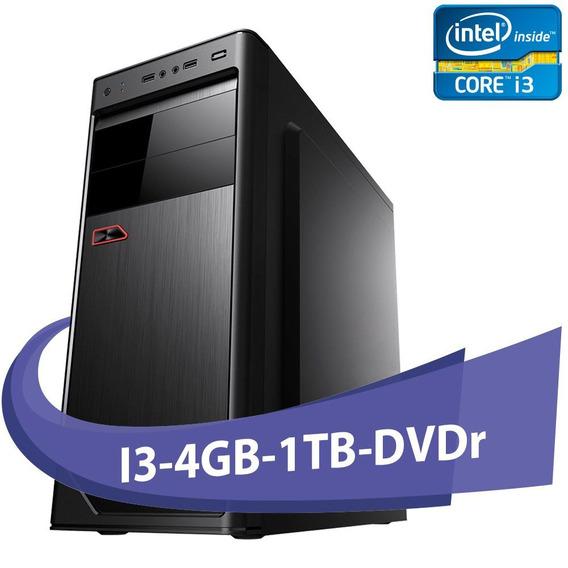 Computador Micro Rio I3-530 4gb Hd 1tb Dvd?r