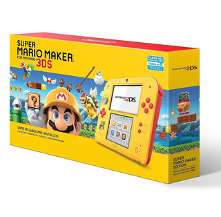 Nintendo 2ds Mario Maker Macrotec