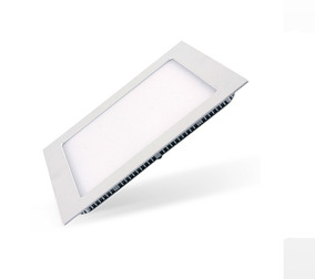 Painel Plafon Luminaria Embutir Led 12w 3000k Saveenergy