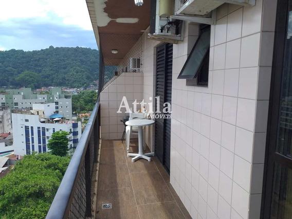 Apartamento Com 1 Dorm, Enseada, Guarujá - R$ 230 Mil, Cod: 1262 - V1262