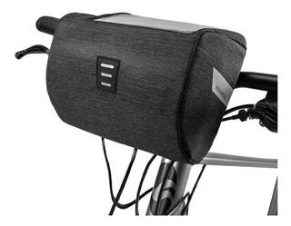 Bolso Delantero Bicicleta Roswheel Impermeable Refractario