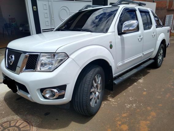 Nissan Frontier 2.5 Sl Cab. Dupla 4x4 Aut. 4p 2013