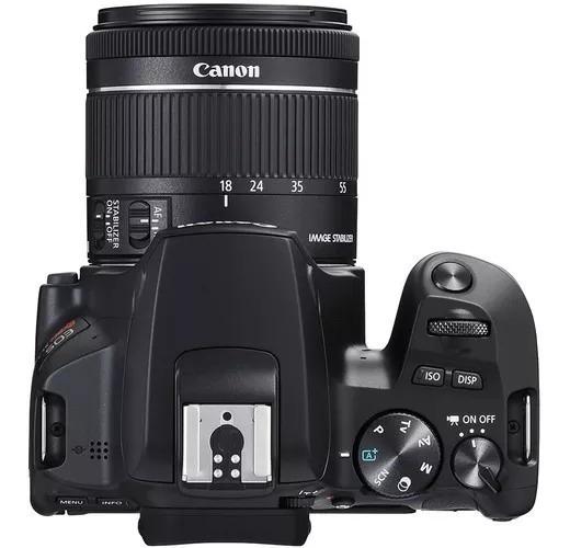 Câmera Canon Sl3 18-55mm Is Stm 4k Wifi Garantia