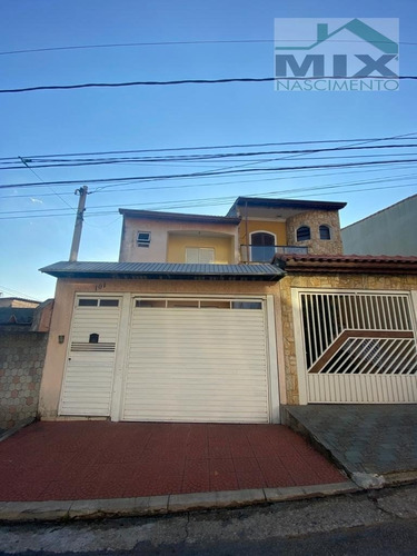 Imagem 1 de 15 de Casa Sobrado Em Vila Camilópolis - Santo André, Sp - 3695