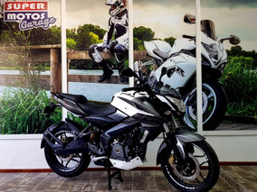 Bajaj Pulsar 200ns Super Motos Garage
