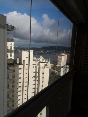 Apartamento My Way 1 Dormitório Para Locação - Ponta Da Praia - Ap4110