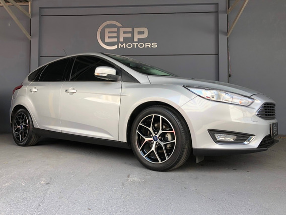 Ford Focus Titanium 2.0 Flex Powershift 2016