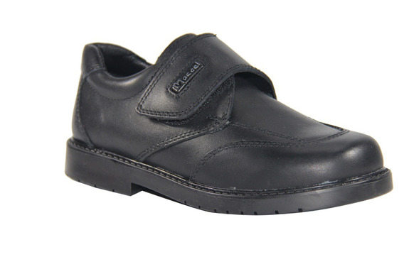 Zapato Colegial Marcel Con Abrojo 30 Al 33