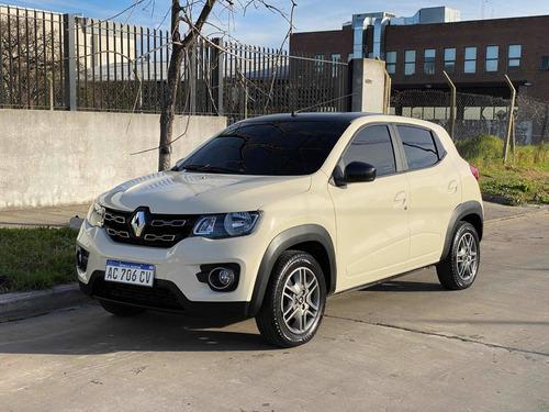 Imagen 1 de 9 de Renault Kwid 2018 1.0 Sce 66cv Iconic