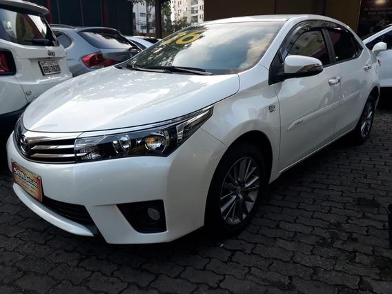 Toyota Corolla 2.0 16v Xei Flex Multi-drive S 4p Aut. 2016