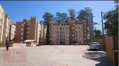 Apartamento Com 3 Dormitórios À Venda, 55 M² Por R$ 200.000,00 - Jardim Ísis - Cotia/sp - Ap0450