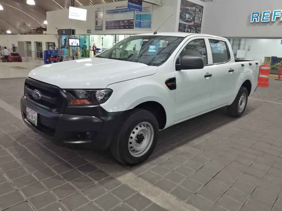 Ford Ranger 2019 4p Base Doble Cab L4/2.5 Man 4x2