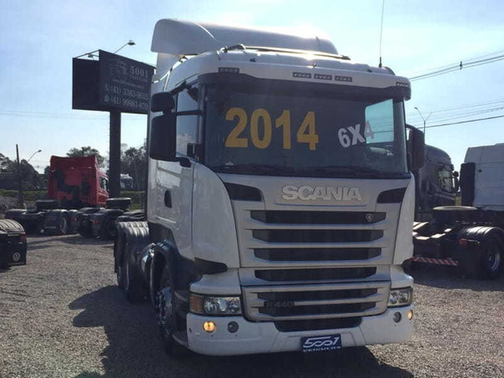 Scania R440 A 6x4