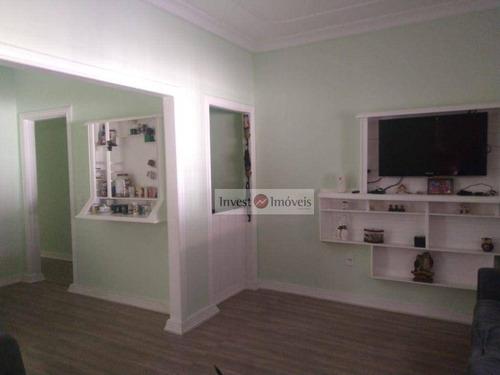 Casa Com 2 Dormitórios À Venda, 70 M² Por R$ 240.000 - Parque Interlagos - São José Dos Campos/sp - Ca2797