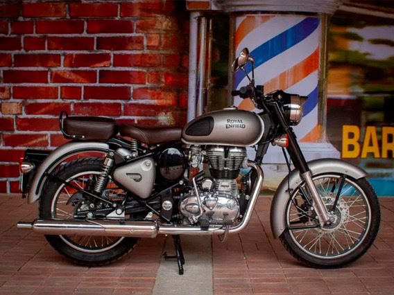 Royal Enfield Classic 350 + Abs