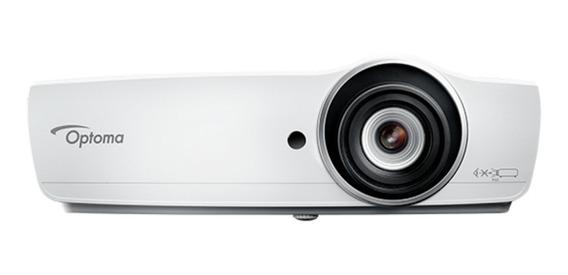 Projetor Optoma Eh465 4800 Ansi Lumens 1080p 3d Já Com Wi-fi