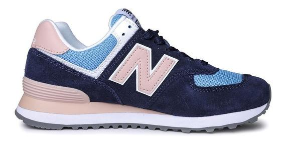 Zapatillas New Balance Wl 574 / Mujer / Urbanas 2020