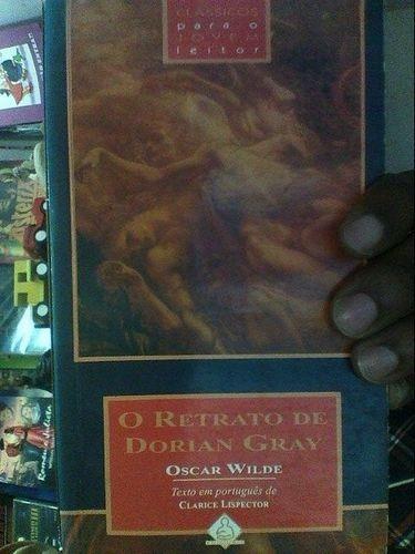 Retrato De Dorian Gray, O - Clássicos Para O Jovem Leitor