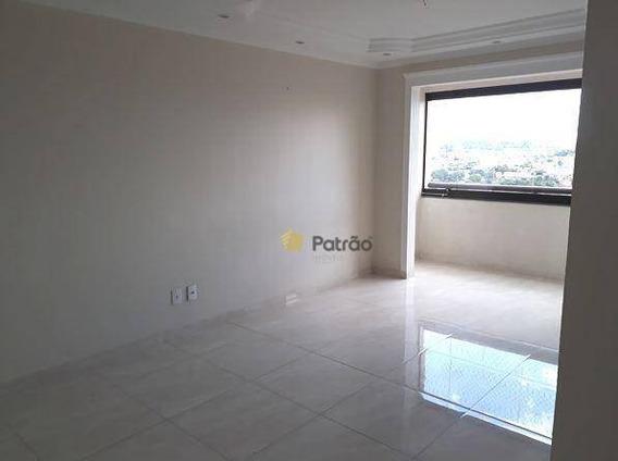 Apartamento À Venda, 64 M² Por R$ 340.000,00 - Santa Terezinha - São Bernardo Do Campo/sp - Ap1912
