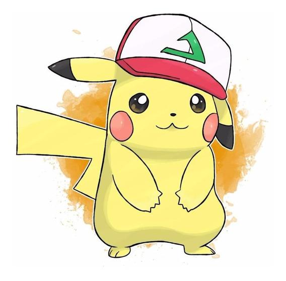 Pokémon Pikachu Do Ash Evento 6ivs Sun Moon