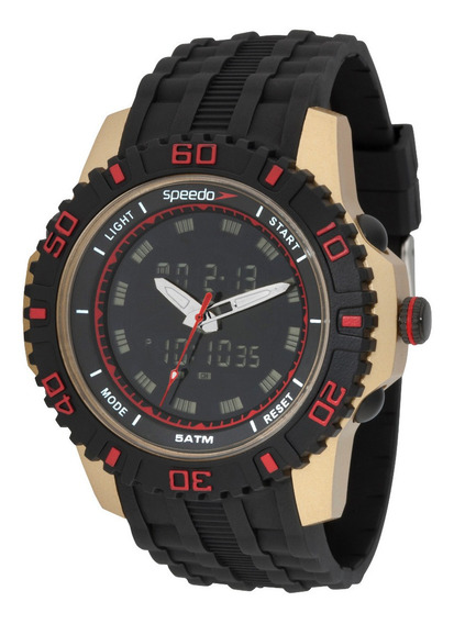 Relógio Speedo Masculino 81155goevnp1