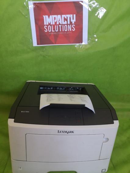 Impressora Lexmark Ms 310 Dn