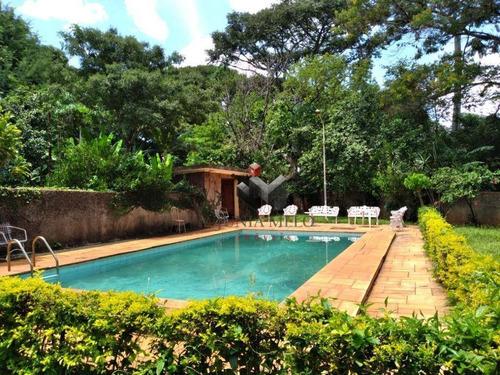 Imagem 1 de 29 de À Venda Por R$ 1.500.000 Chácara Com 3 Dormitórios , 9360 M²  - Centro - São Simão/sp - Ch0010