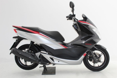 Honda Pcx 150 Sport 2018 Cinza