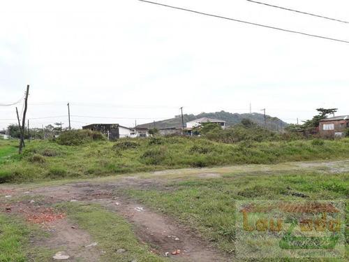 Terreno Para Venda Em Peruíbe, Jardim Somar - 0821_2-436527