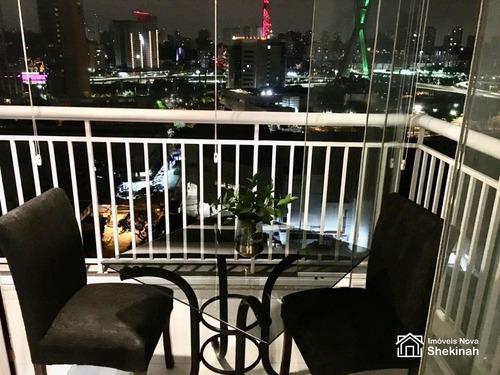 Apartamento - Vila Cordeiro - Ref: 23416 - V-23416