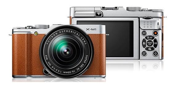 Câmera Fujifilm Xm1 X M1 Corpo - Impecável .como Nova!