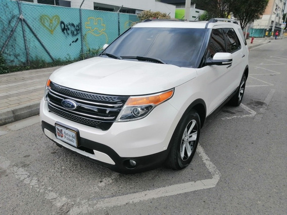 Ford Explorer Limited 2014 4x4 At