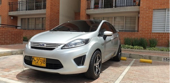 Ford Fiesta Se Full Equipo 2012